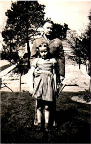 Col Fred M Fuecker and daughter Margaret jpeg